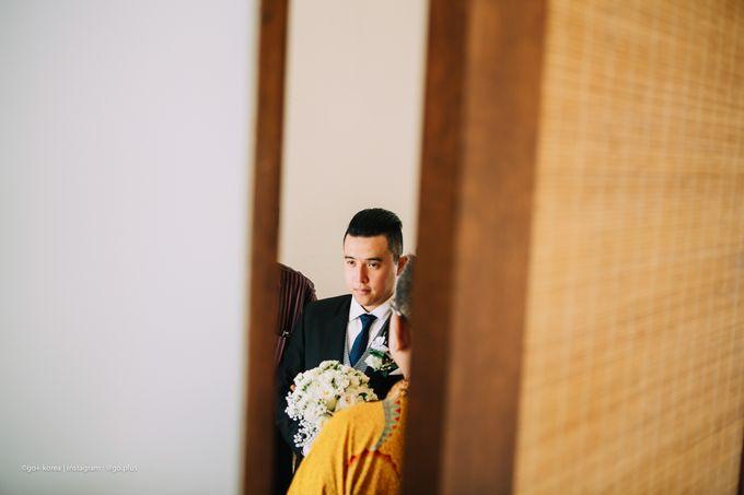 Halim & Meily Wedding by go+ - 009