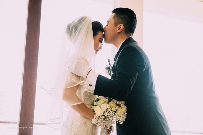 Halim & Meily Wedding by go+ - 020