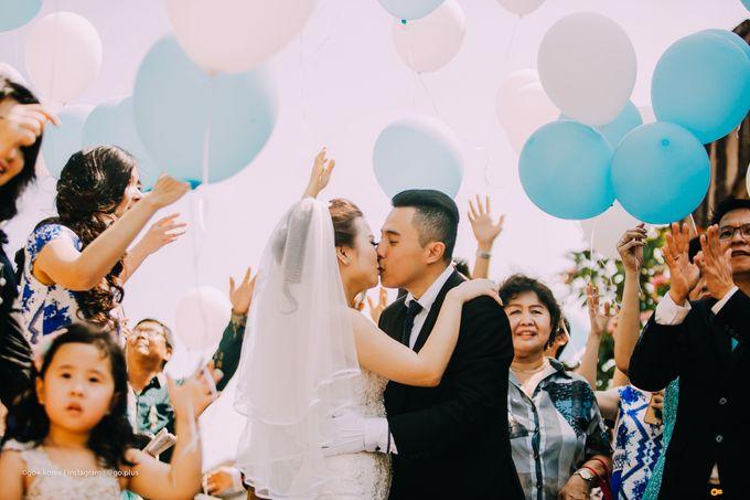 Halim & Meily Wedding by go+ - 013