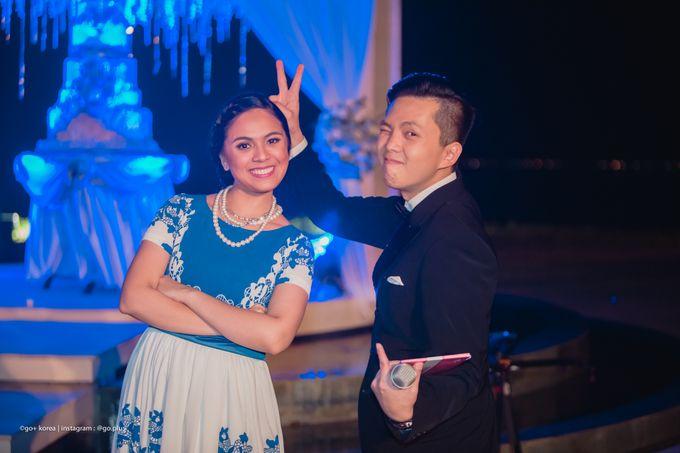 Halim & Meily Wedding by go+ - 031