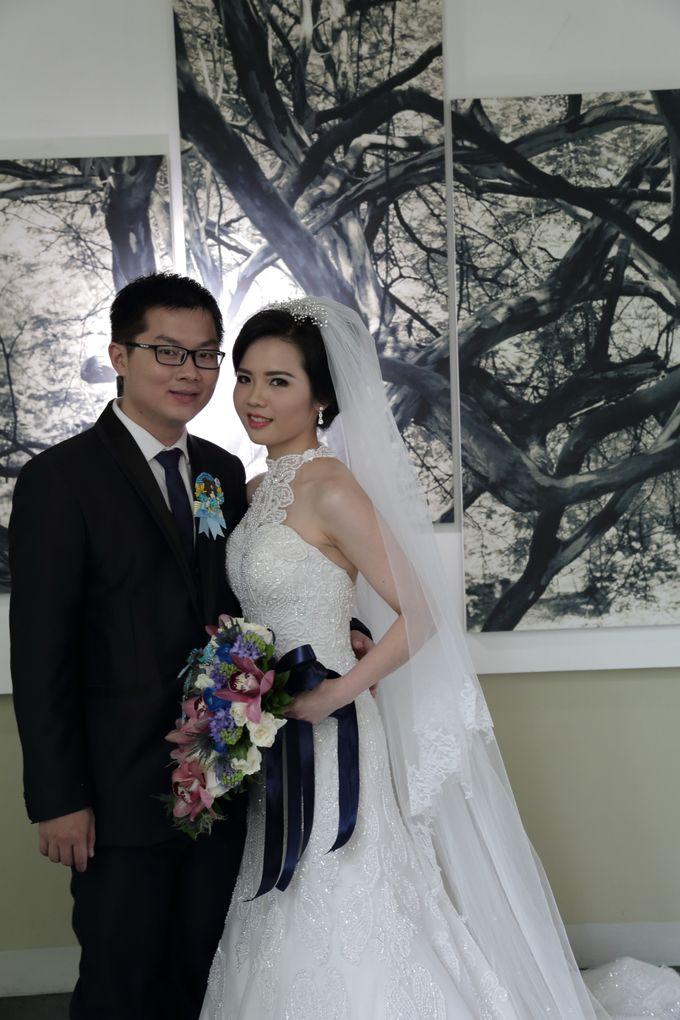 Wedding Handoko & Lydia by Alila Jakarta Hotel - 003