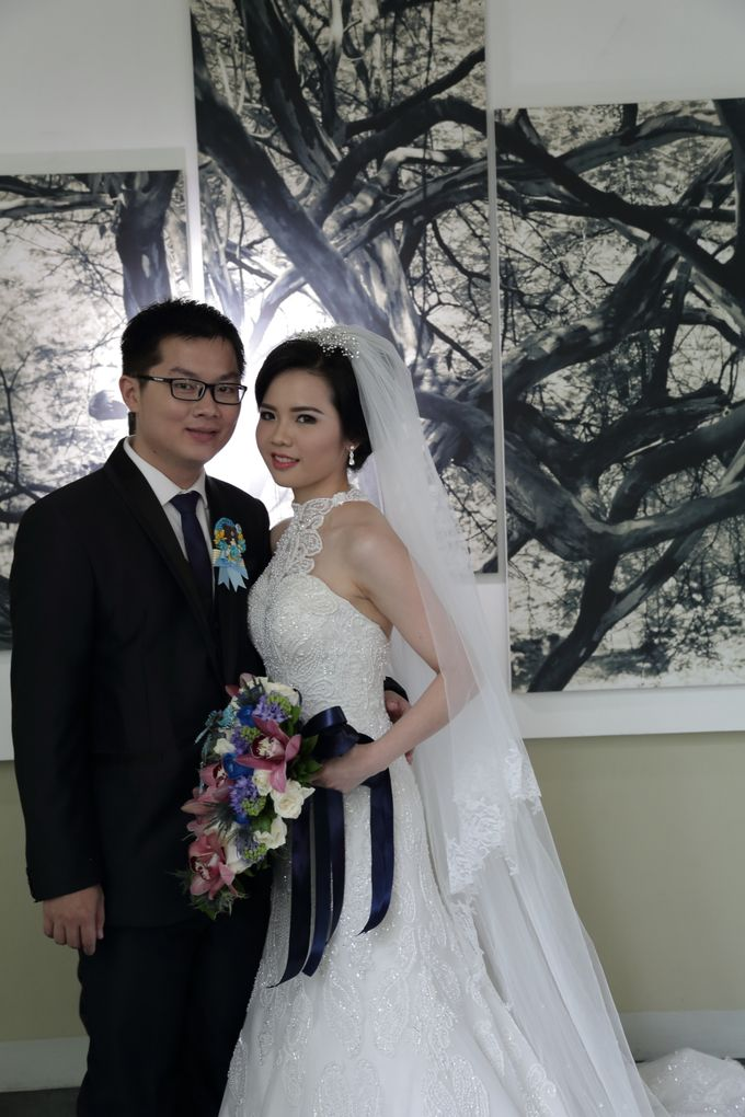 Wedding Handoko & Lydia by Sparks Luxe Jakarta - 003