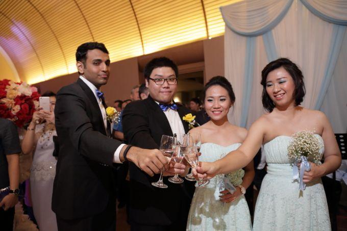 Wedding Handoko & Lydia by Alila Jakarta Hotel - 004