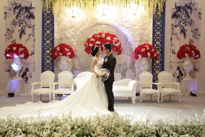 Wedding Handoko & Lydia by Alila Jakarta Hotel - 002