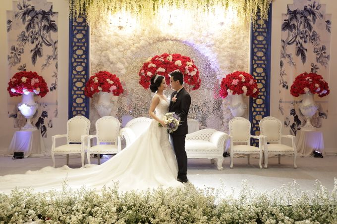 Wedding Handoko & Lydia by Sparks Luxe Jakarta - 002