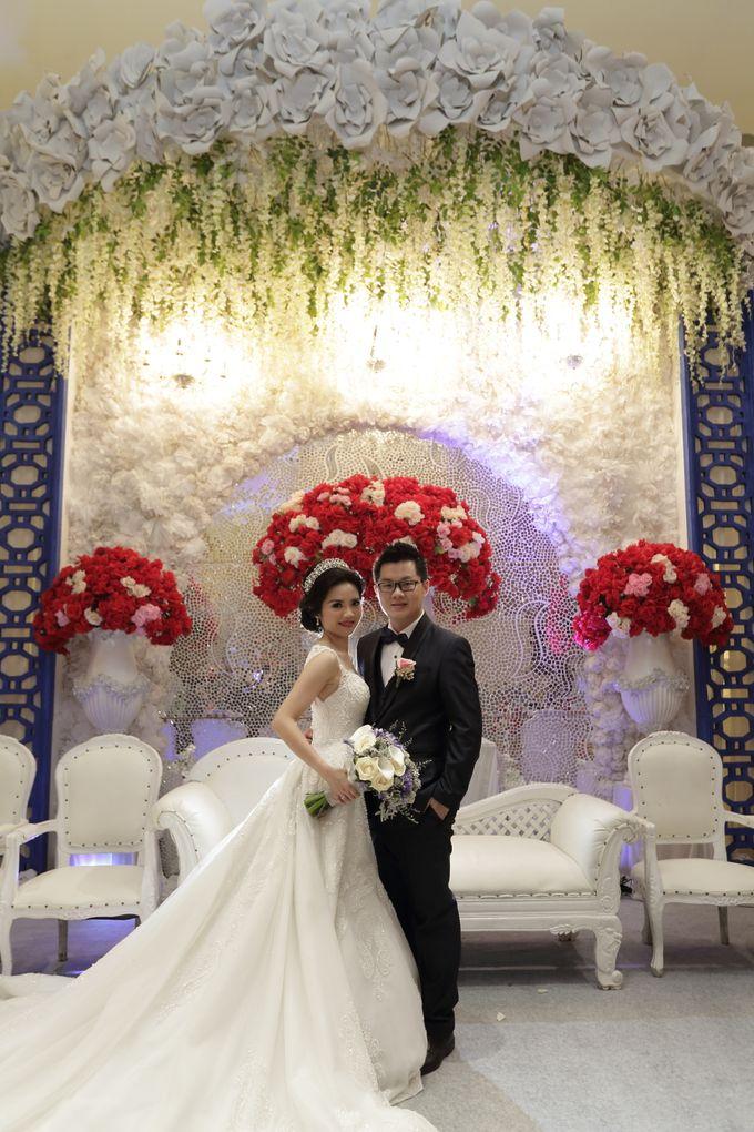 Wedding Handoko & Lydia by Alila Jakarta Hotel - 001