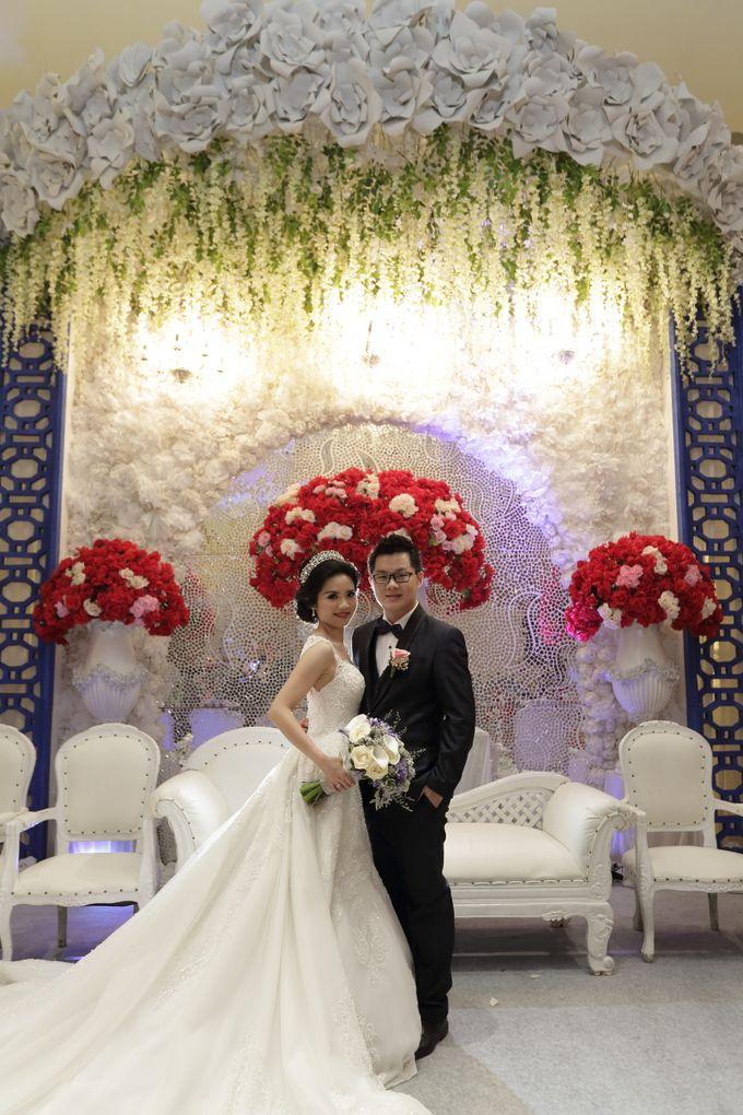 Wedding Handoko & Lydia by Sparks Luxe Jakarta - 001