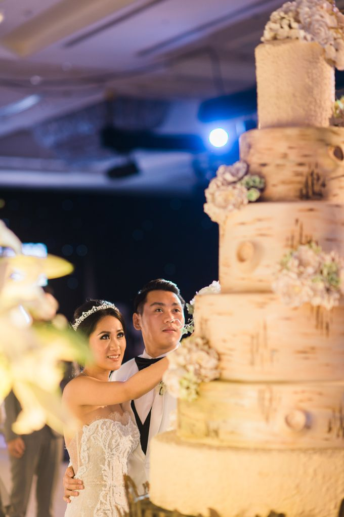 WEDDING OF DANIEL & ING by Angie's Cake - 001