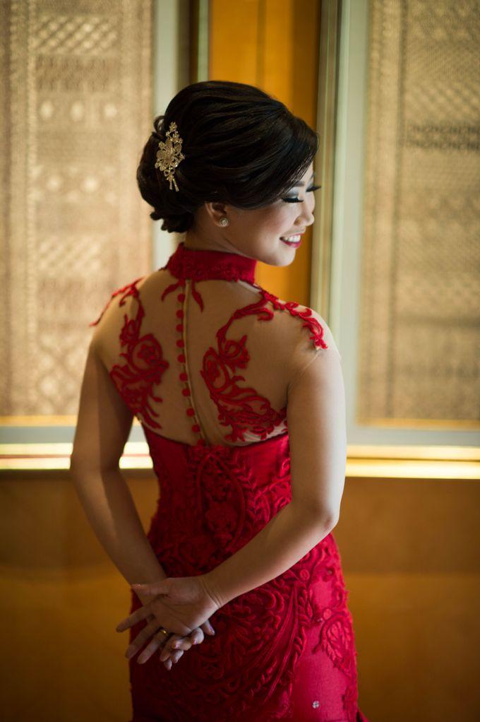 The engagement of Jessica & Hans at Lung Yuan Restaurant by Sheraton Surabaya Hotel & Towers - 001