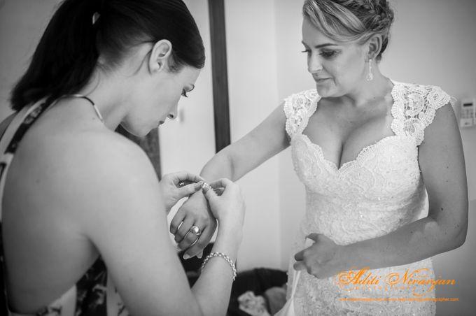 The Wedding - Kristy & Ben by Aditi Niranjan Photography - 006