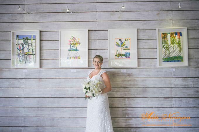 The Wedding - Kristy & Ben by Aditi Niranjan Photography - 009