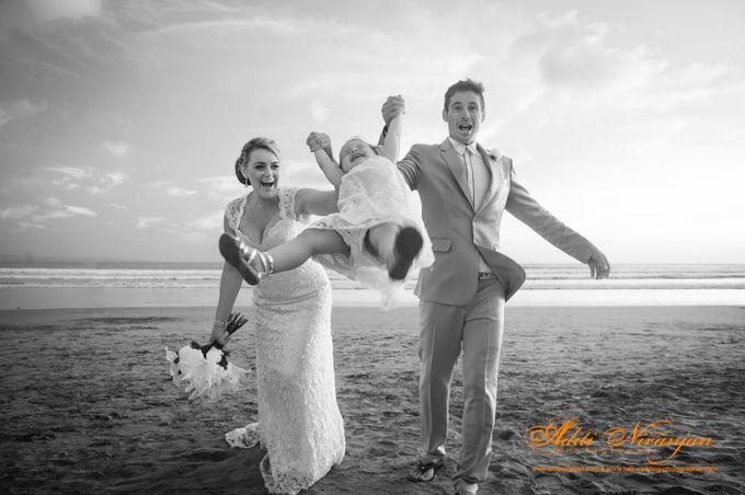 The Wedding - Kristy & Ben by Aditi Niranjan Photography - 015