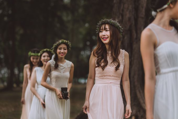 Bridesmaids Styled shoot by Le voeu (Bridesmaids) - 005