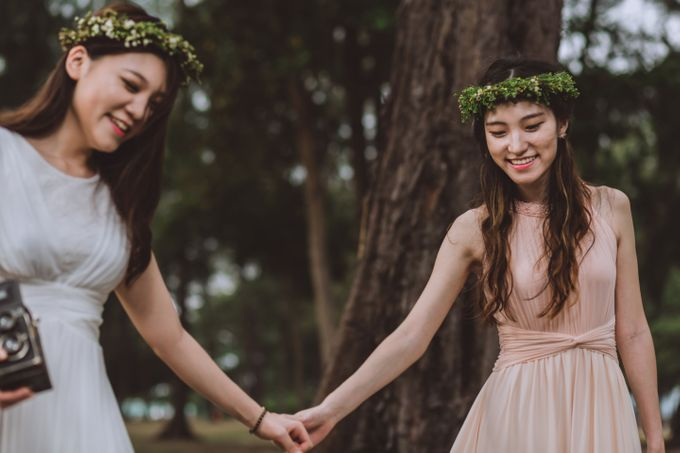 Bridesmaids Styled shoot by Le voeu (Bridesmaids) - 008