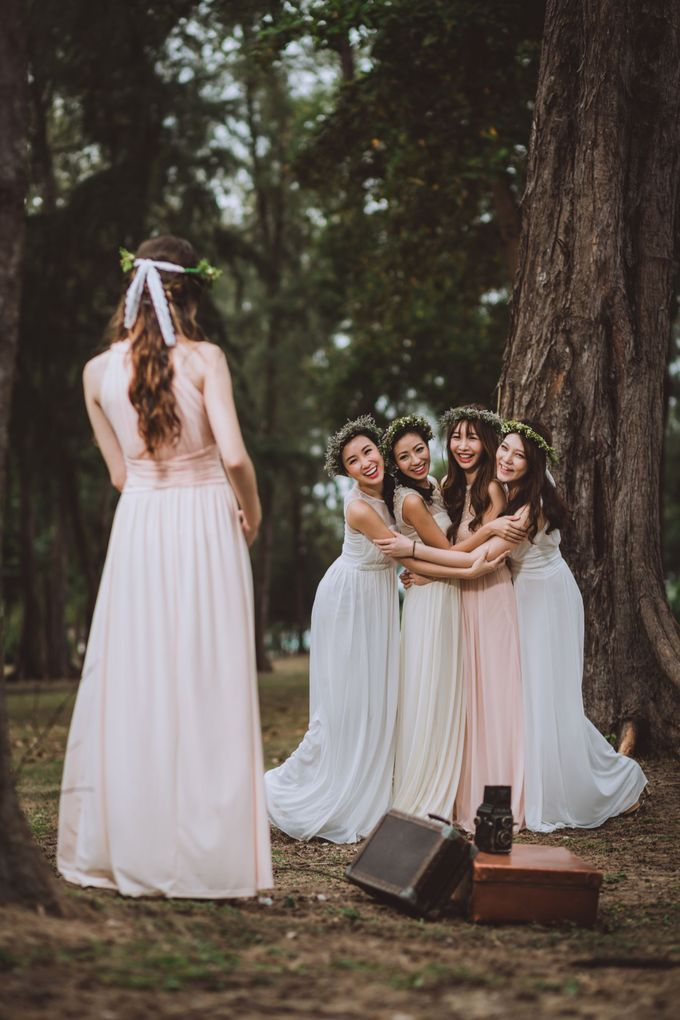 Bridesmaids Styled shoot by Le voeu (Bridesmaids) - 010
