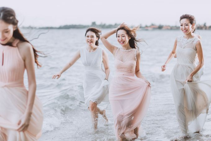 Bridesmaids Styled shoot by Le voeu (Bridesmaids) - 017