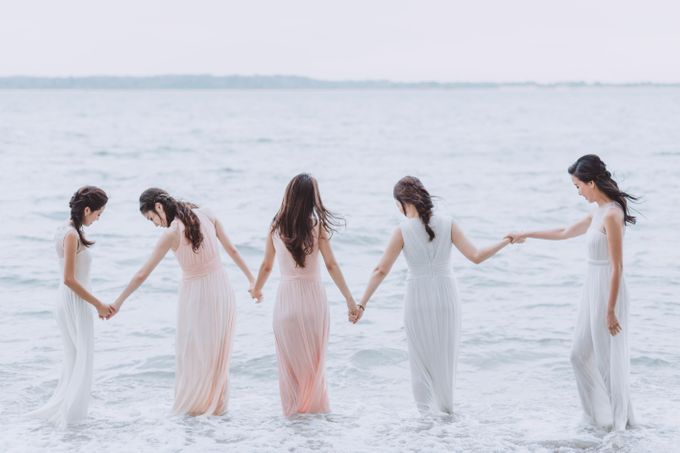 Bridesmaids Styled shoot by Le voeu (Bridesmaids) - 019