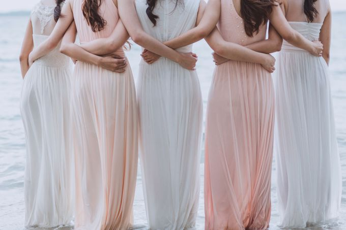 Bridesmaids Styled shoot by Le voeu (Bridesmaids) - 020