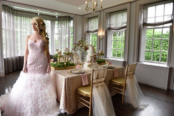 Fairytale Styled Shoot by Bweddings Inc. - 016