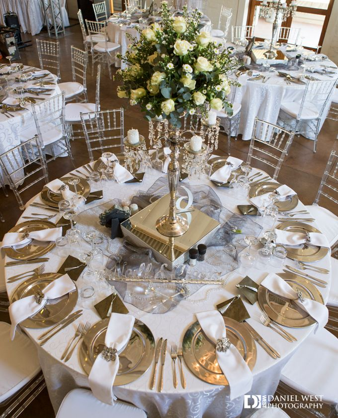 Fairytale wedding at Silver Sixpence Dullstroom by Daniel West - 015