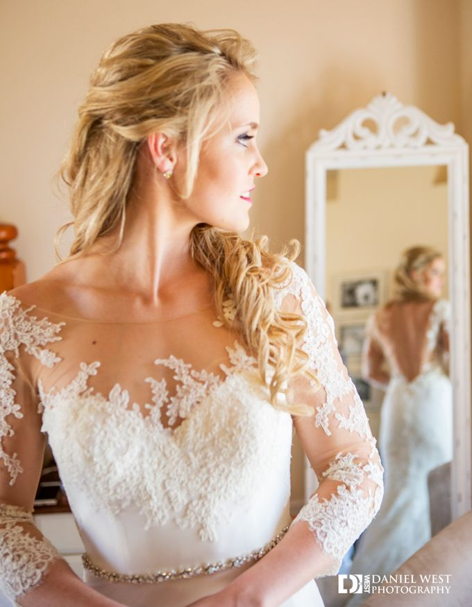 Fairytale wedding at Silver Sixpence Dullstroom by Daniel West - 021