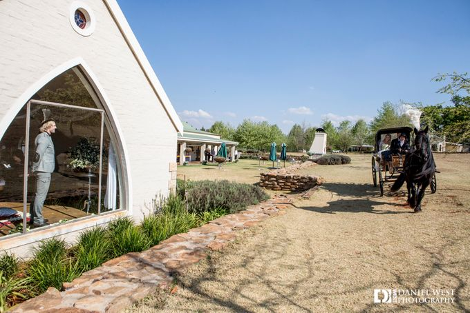 Fairytale wedding at Silver Sixpence Dullstroom by Daniel West - 024