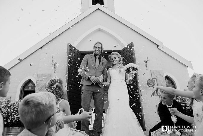 Fairytale wedding at Silver Sixpence Dullstroom by Daniel West - 026