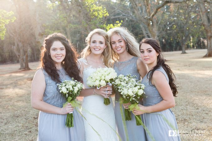 Fairytale wedding at Silver Sixpence Dullstroom by Daniel West - 028