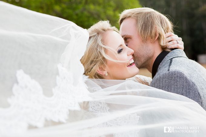 Fairytale wedding at Silver Sixpence Dullstroom by Daniel West - 029
