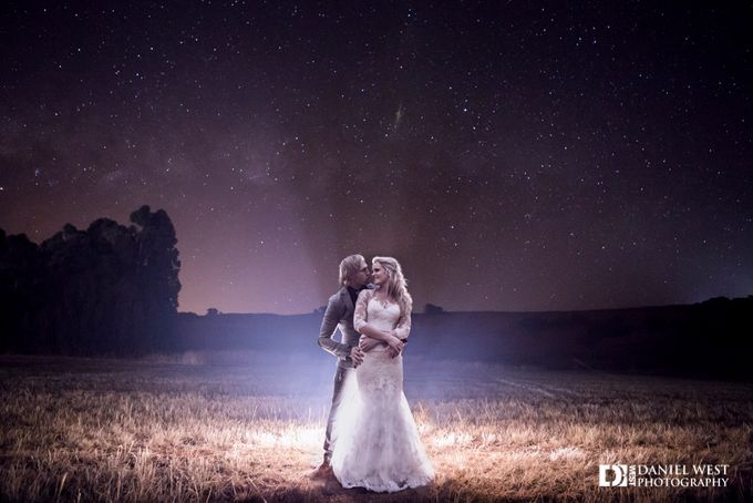 Fairytale wedding at Silver Sixpence Dullstroom by Daniel West - 043