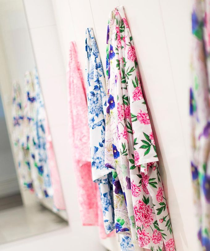 Bridal Robes and Bridesmaids Gifts by Posy Australia - 013