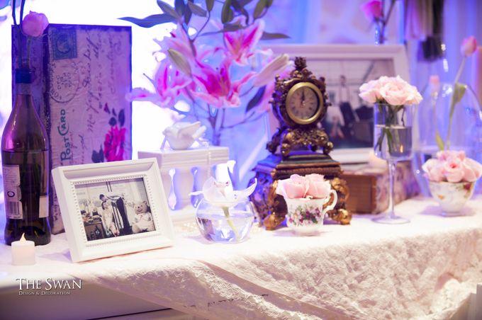 The Wedding of Tyna & Fendi - Pullman Thamrin by The Swan Decoration - 003