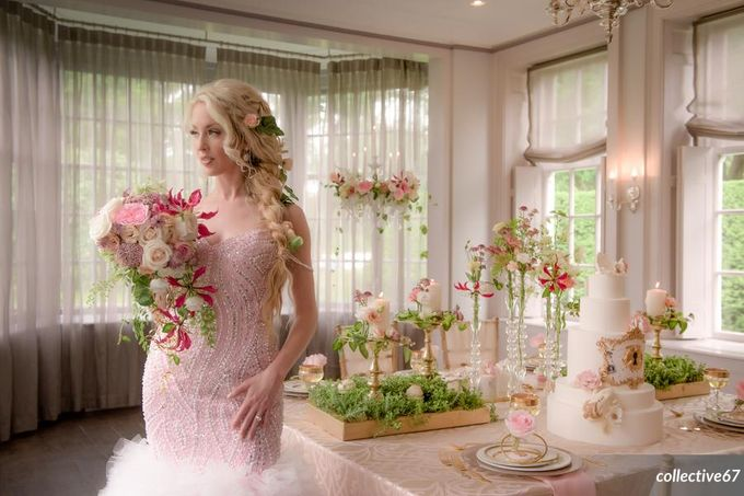Fairytale Styled Shoot by Bweddings Inc. - 003
