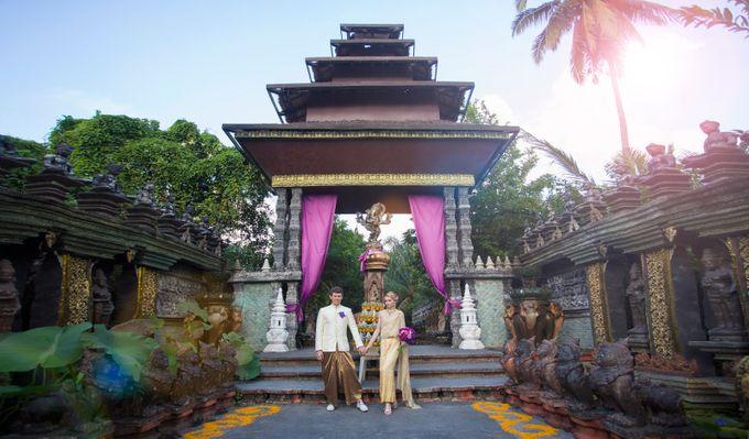 Wedding Samui by Top photography - 011
