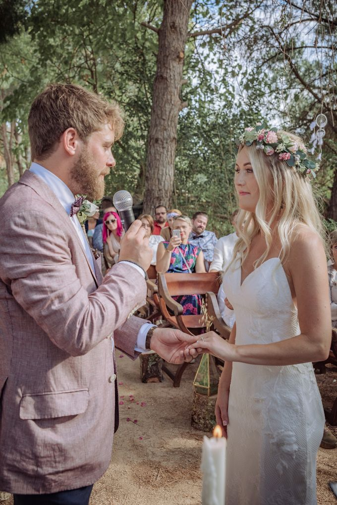 Anna & Will by ARW Events - 001