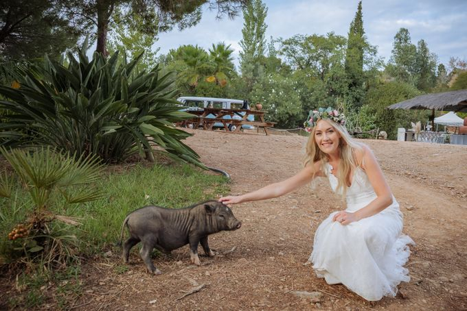 Anna & Will by ARW Events - 004