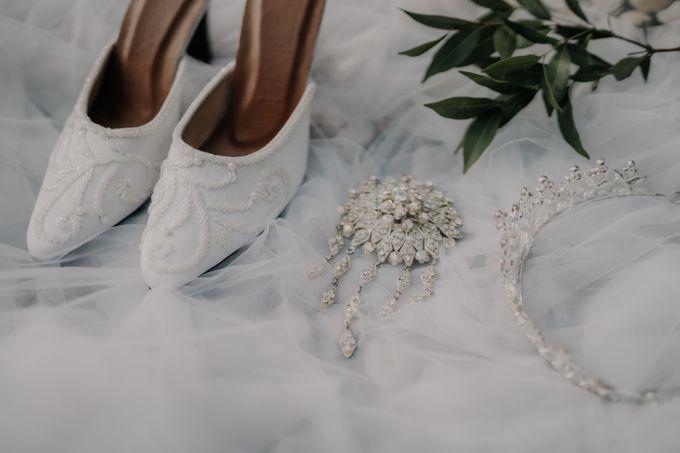 Intimate Wedding Fedita & Ubet by Calia Catering - 003