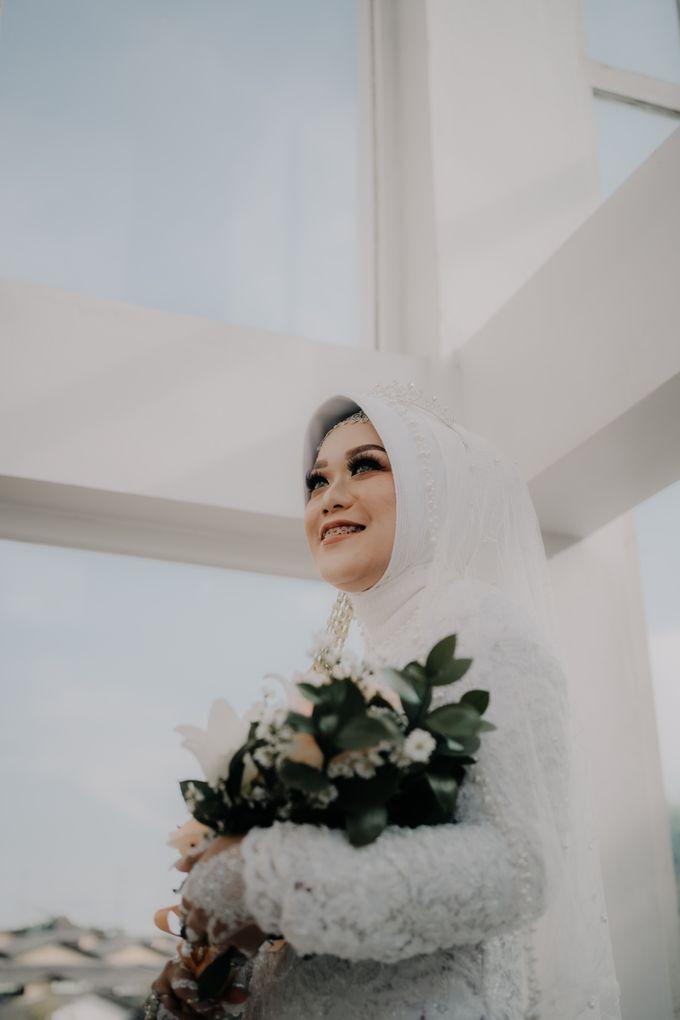 Intimate Wedding Fedita & Ubet by Calia Catering - 004