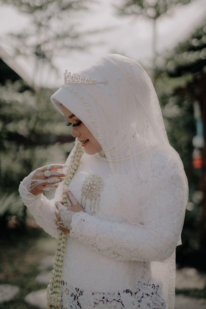Intimate Wedding Fedita & Ubet by Calia Catering - 038
