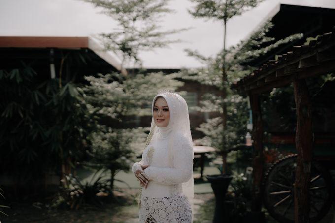 Intimate Wedding Fedita & Ubet by Calia Catering - 024