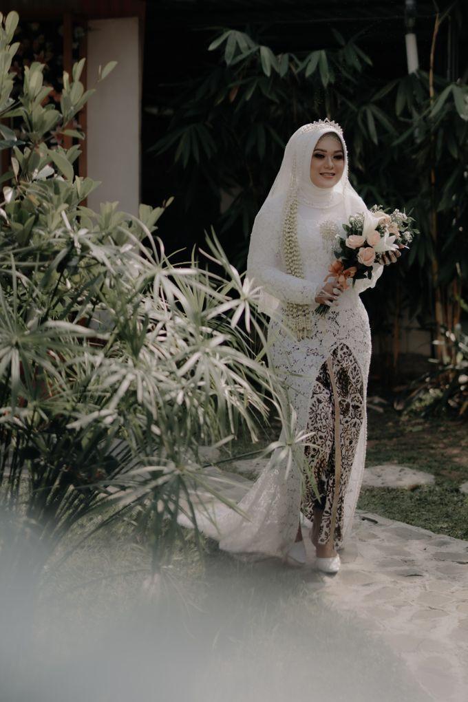 Intimate Wedding Fedita & Ubet by Calia Catering - 026