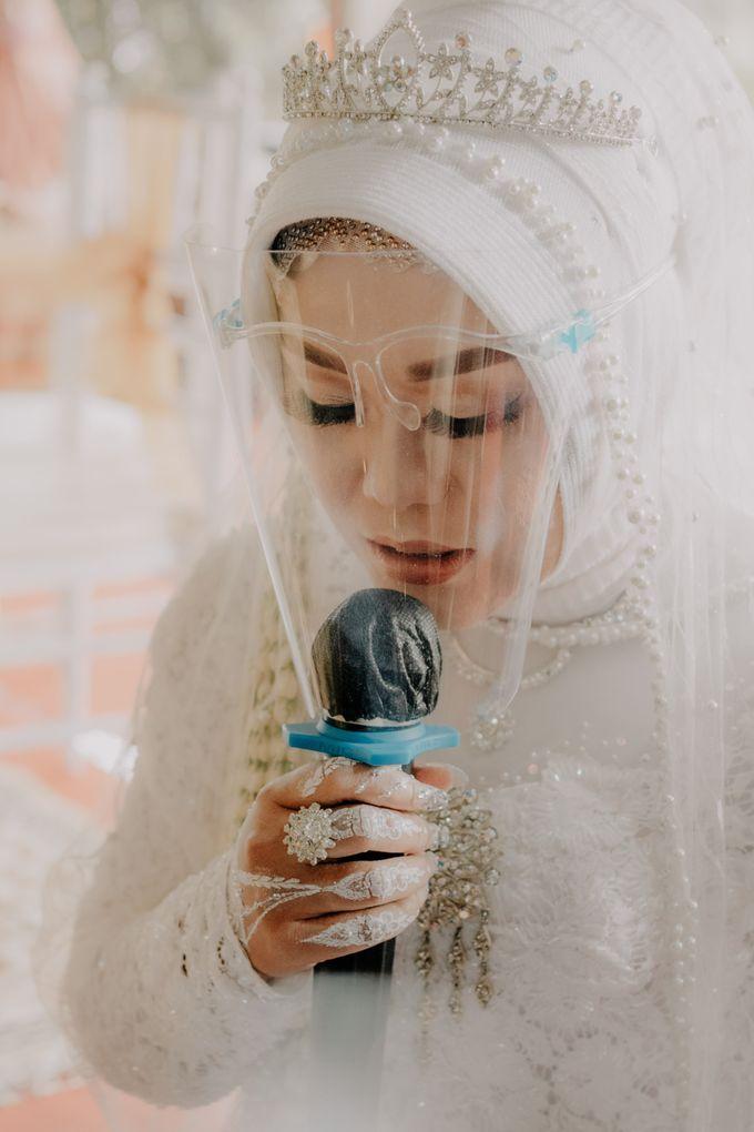 Intimate Wedding Fedita & Ubet by Calia Catering - 008