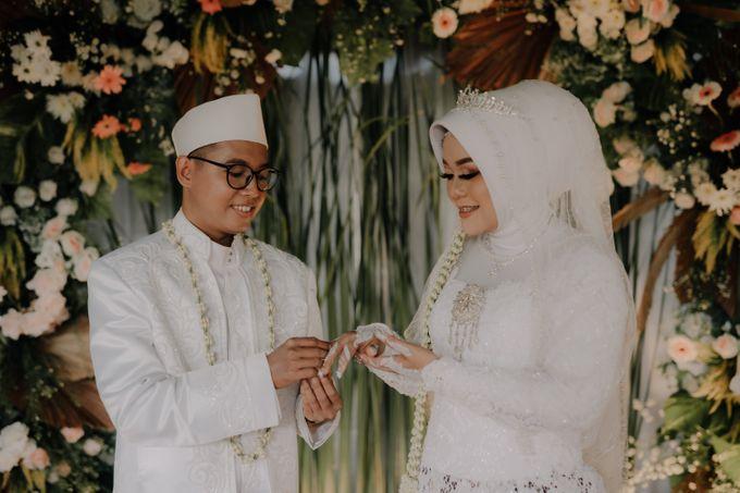 Intimate Wedding Fedita & Ubet by Calia Catering - 047