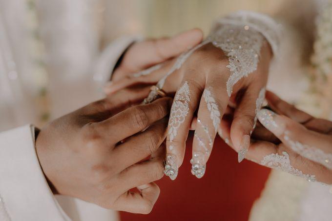 Intimate Wedding Fedita & Ubet by Calia Catering - 031