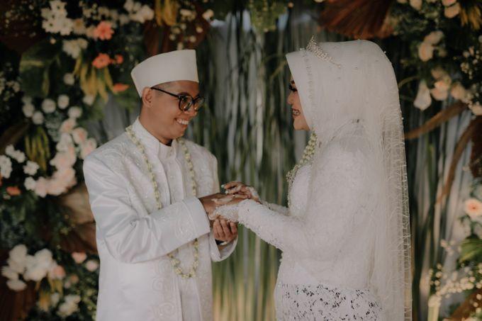 Intimate Wedding Fedita & Ubet by Calia Catering - 027
