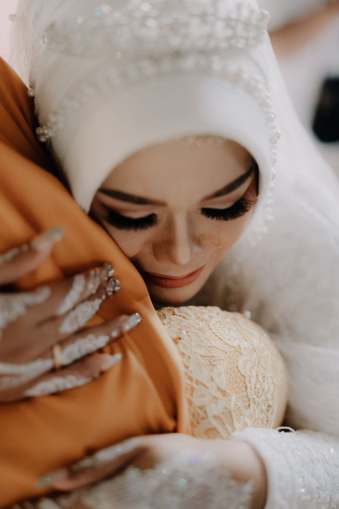 Intimate Wedding Fedita & Ubet by Calia Catering - 044