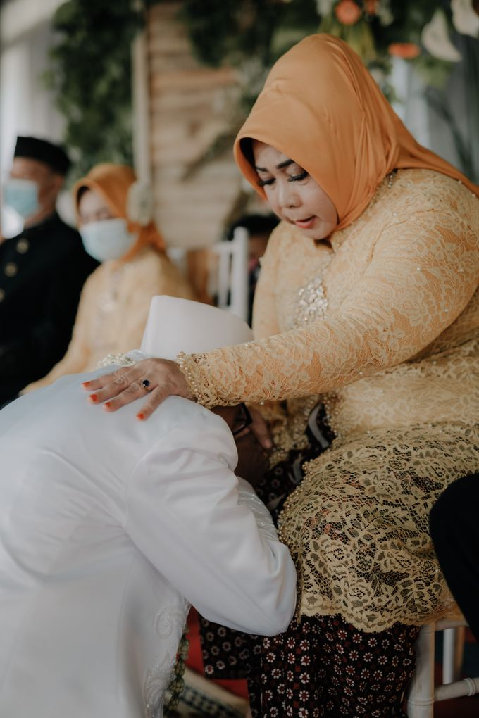 Intimate Wedding Fedita & Ubet by Calia Catering - 030