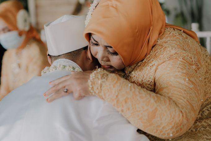 Intimate Wedding Fedita & Ubet by Calia Catering - 042