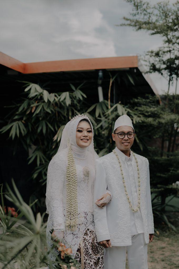 Intimate Wedding Fedita & Ubet by Calia Catering - 029