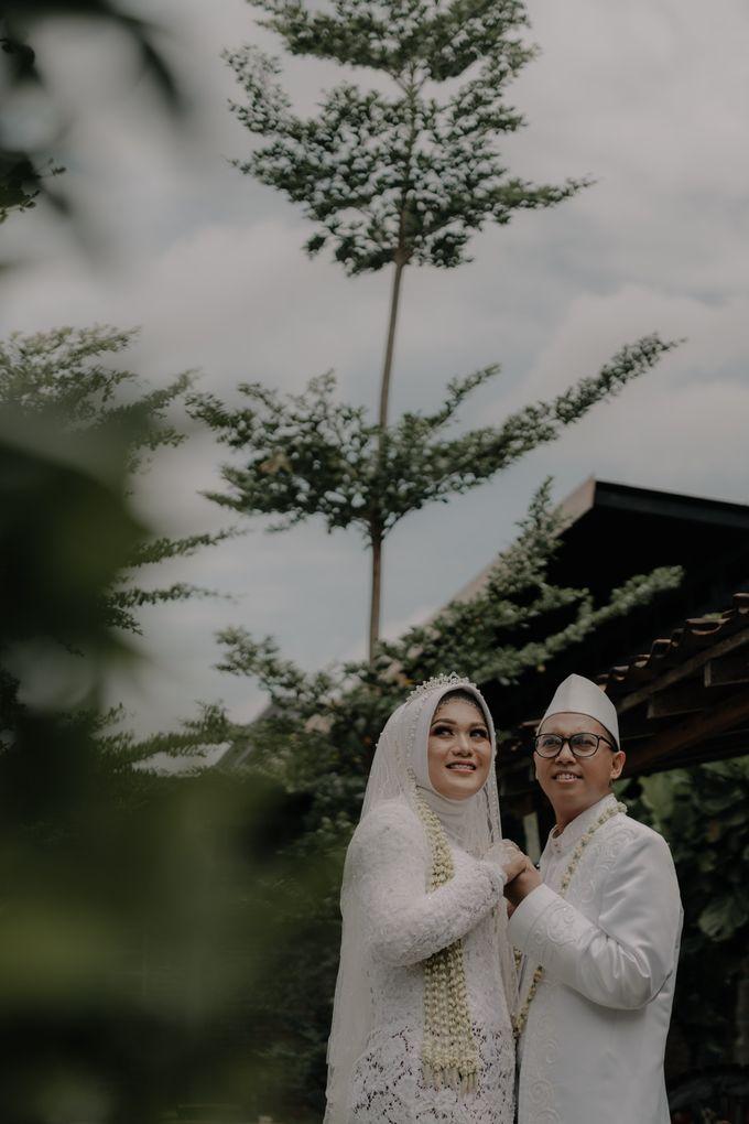 Intimate Wedding Fedita & Ubet by Calia Catering - 028